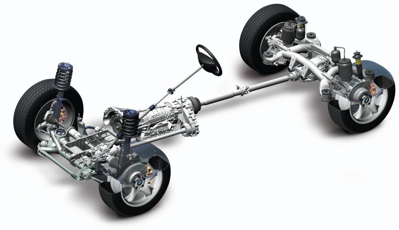 Picture of BMW XDrive AWD Driveline