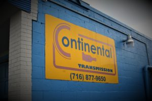 Outside of Continental Transmission