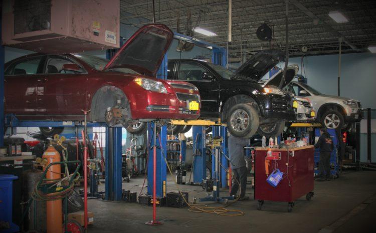 Driveline Repairs